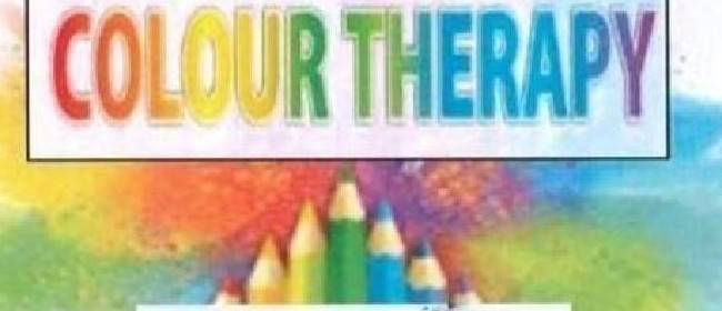 Colour Therapy - Drawing Course: CANCELLED