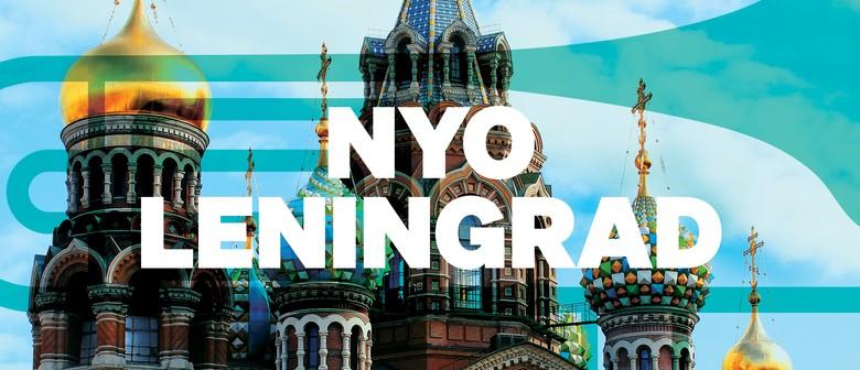 NYO Leningrad in association with Adam Foundation