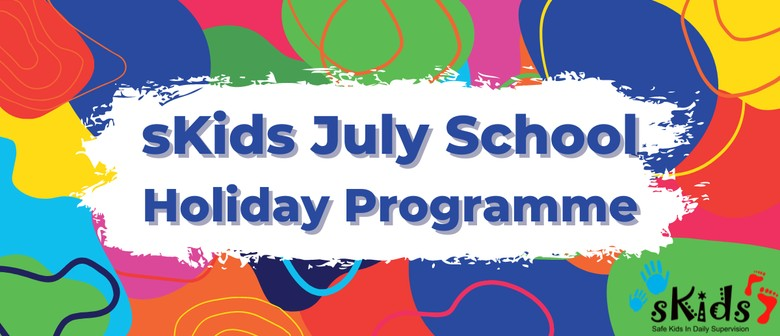 sKids July School Holiday Programme