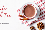 Image for event: Winter High Tea
