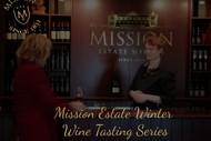 Winter Wine Series Chocolate and Wine Matching