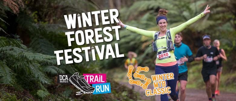 Winter Forest Festival - Walk, Run or MTB