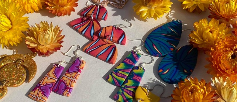 Clay Earring Workshop Level 1-Hosted by Dripped With Honey