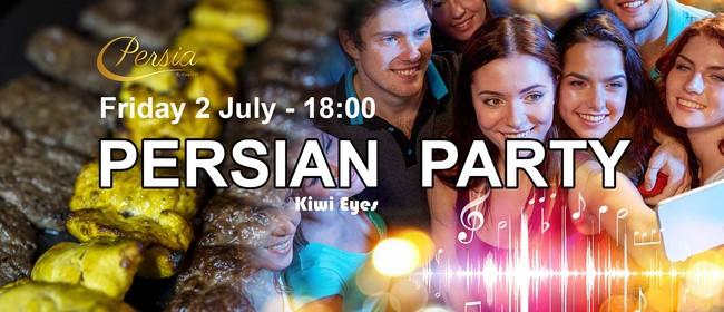 Persian Party at Persia Restaurant