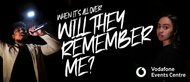 Will They Remember Me?