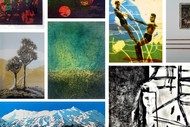 East Side Story 5 - an exhibition of Hawke's Bay Printmaking