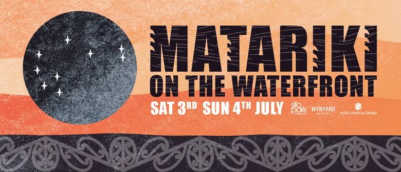 Matariki on the Waterfront