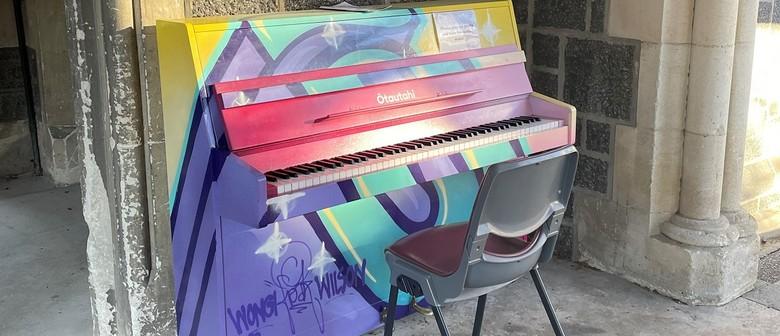 Matariki Community Piano