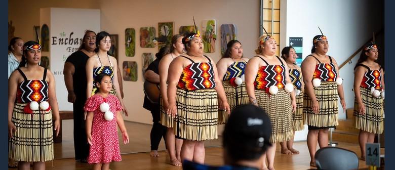 Te Kura Maori o Porirua Kapa Haka performances plus guests
