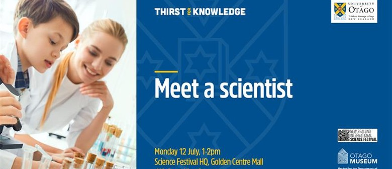 Thirst for Knowledge presents Meet a Scientist