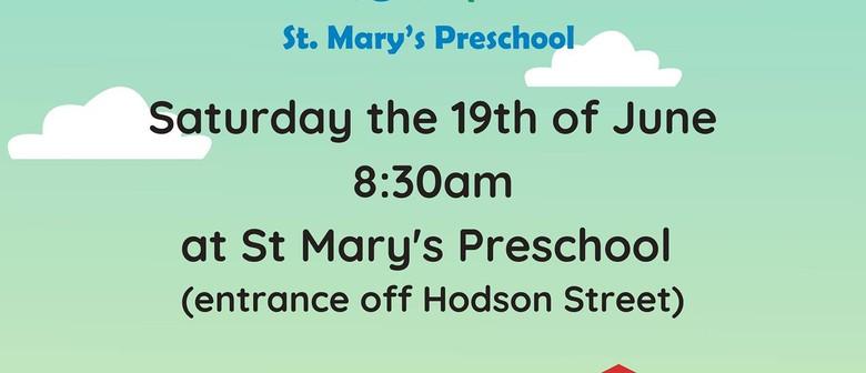 St Mary's Preschool Garage Sale