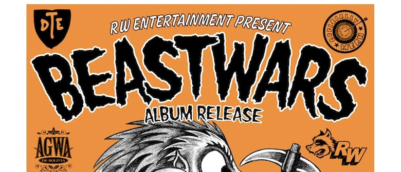 Beastwars Album Release Tour