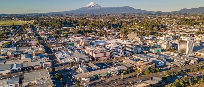 Taranaki Business Survey June 2021 Webinar