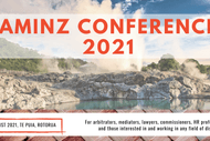 Image for event: AMINZ Conference 2021