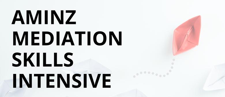 Mediation Skills Intensive - Professional Development