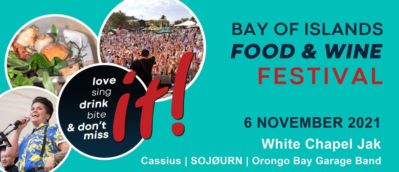 """""""it!"""" Bay of Islands Food and Wine Festival"""
