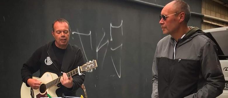 Live @ Toitū -  Jackson Caine and Darryl Baser