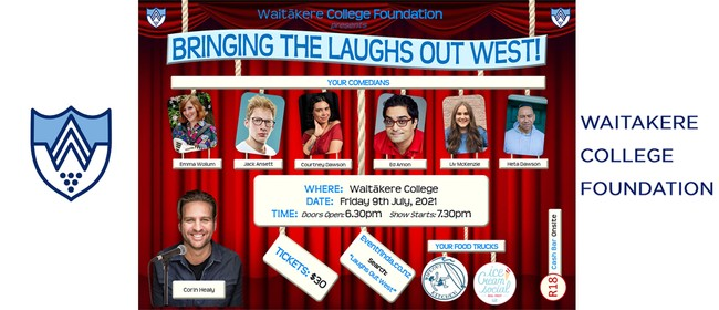 Laughs Out West: POSTPONED