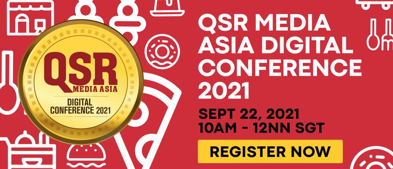 QSR Media Asia Digital Conference