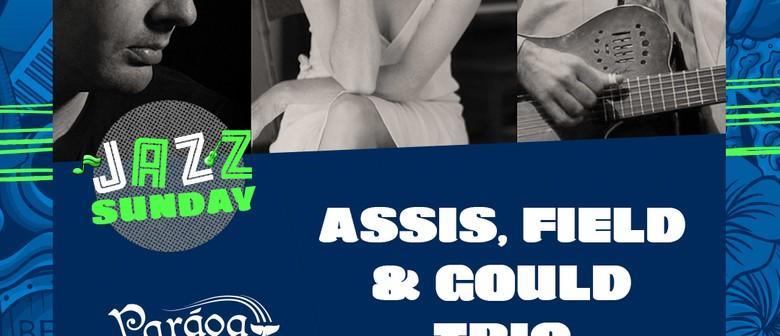Brazilian Jazz Trio featuring Field Gould Assia