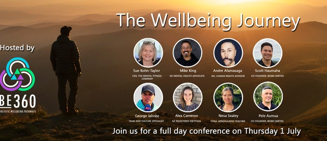 The Wellbeing Journey - Conference