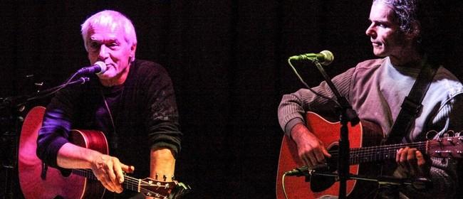 Chris Priestley and Julian Mckean