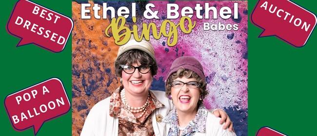 Ethel & Bethel Bingo Fundraiser for Family Works
