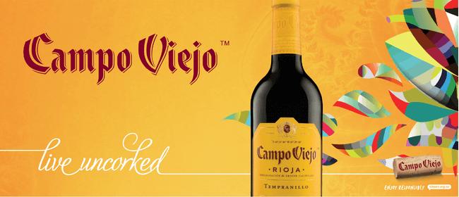 Campo Viejo Live Uncorked