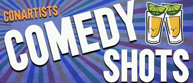 Comedy Shots - Get Your Dose of The Best Medicine