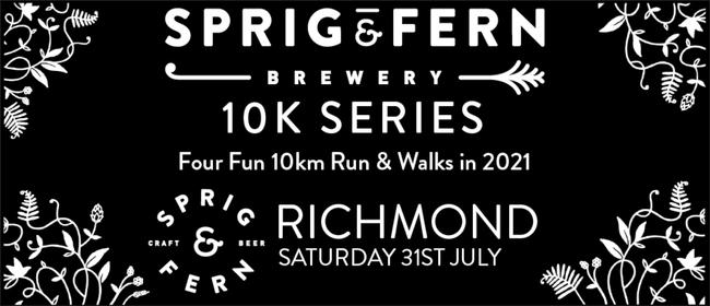 Richmond Sprig & Fern 10k Fun Run & Walk