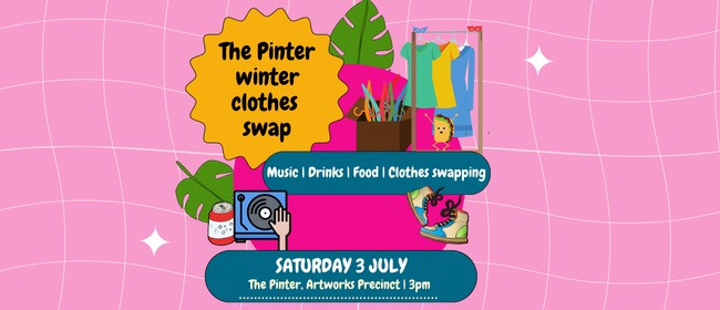 The Pinter Winter Clothes Swap