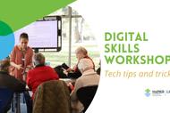 Digital Skills Workshop: Keeping in Touch