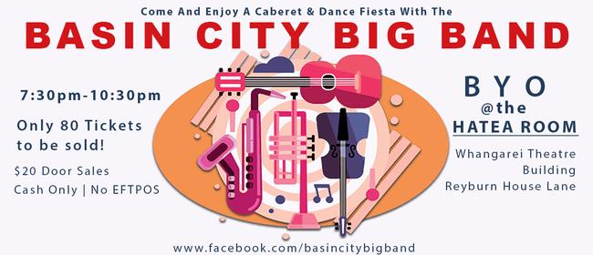 Cabaret & Dance - Basin City Big Band