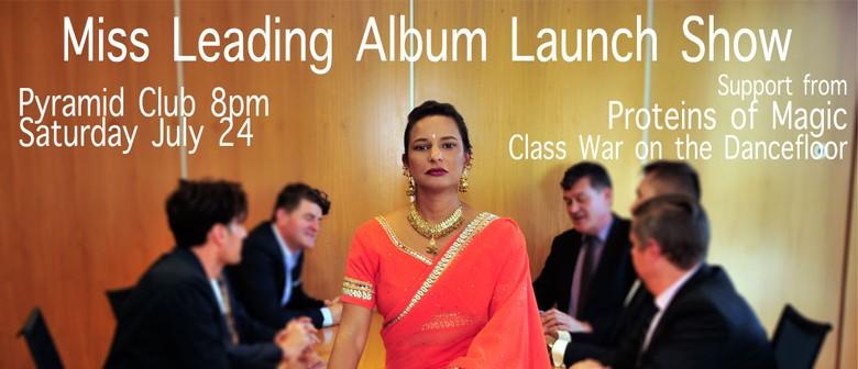 Miss Leading Album Launch