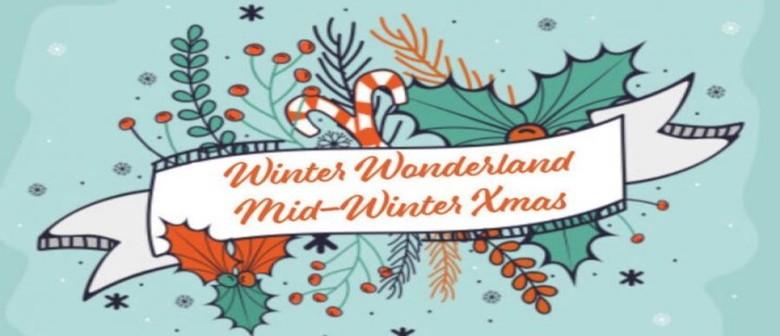 Winter Wonderland Midwinter Christmas