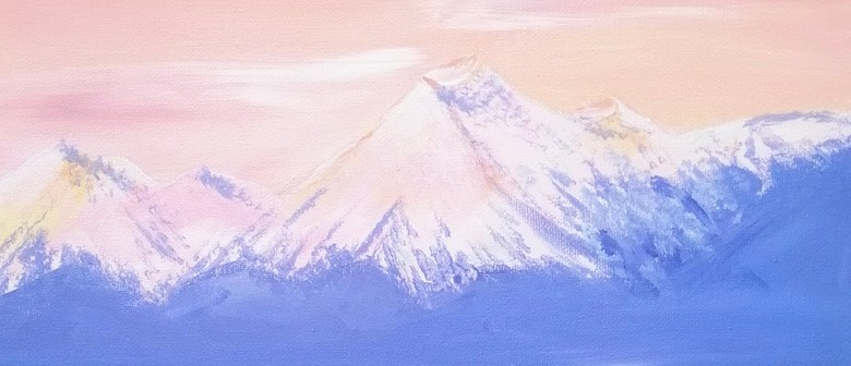 Paint and Wine Night - Mount Cook, Aoraki
