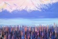 Image for event: Paint and Wine Night - Mount Cook, Aoraki