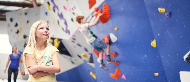 Indoor Climbing School Holidays