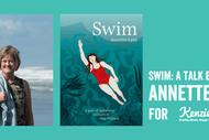 Image for event: Swim: an author talk by Annette Lees