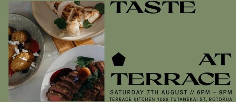 TASTE at Terrace Kitchen
