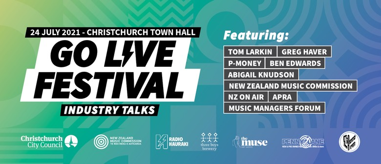 Go Live Festival 2021 – Industry Talks
