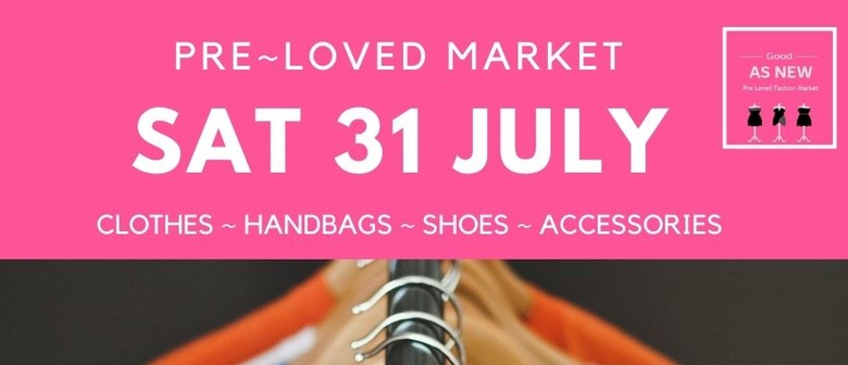 Good as New Pre-Loved Fashion Market