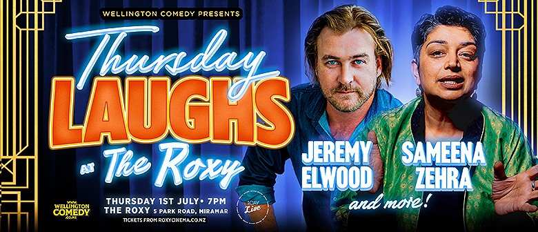 Thursday Laughs with Jeremy Elwood