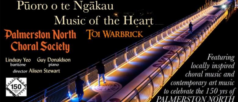 Puoro o te Ngakau Music of the Heart