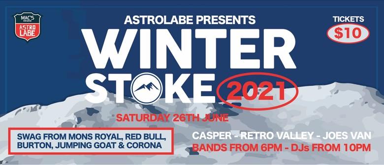 Astrolabe Winter Stoke 2021
