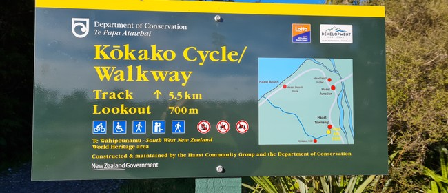 Haast - Track Opening - Great Family Day Out