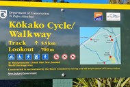 Image for event: Haast - Track Opening - Great Family Day Out