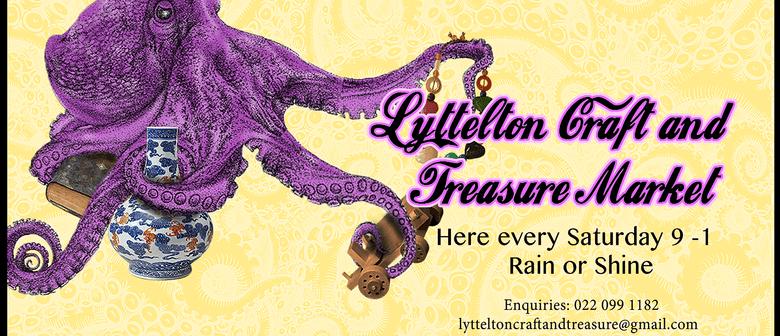 Lyttelton Craft and Treasure Market