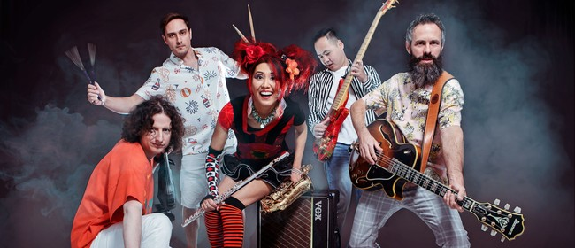 Miho's Jazz Orchestra Turns TEN: CANCELLED