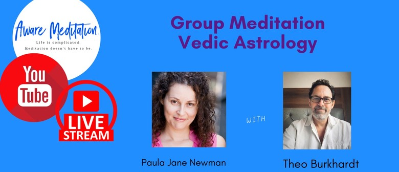 Morning Meditation Astrology (Vedic) Wisdom Session